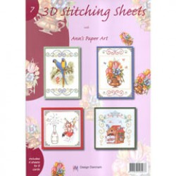 3D Stitching Sheets nr 7