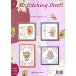 3D Stitching Sheets nr 8