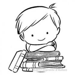 Bimbo sui libri
