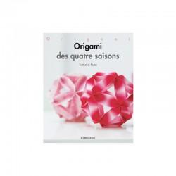 Livre - Origami des quatre saisons