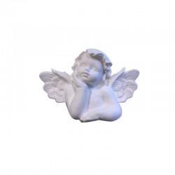 Plaster statue Angel dream 2 4x6cm